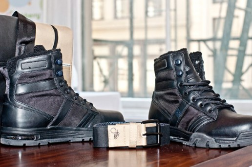 DC Shoes 2010 Fall/Winter Lieutenant WR
