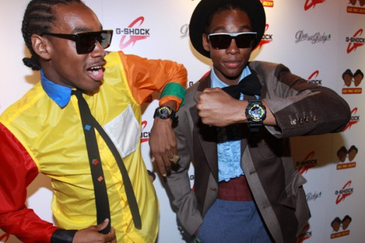 Dee & Ricky x CASIO G-SHOCK Launch Event Recap