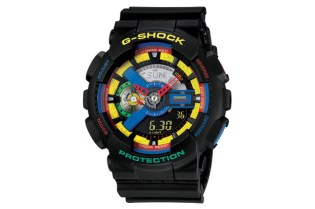 Dee & Ricky x Casio G-SHOCK GA110DR-1A Watch