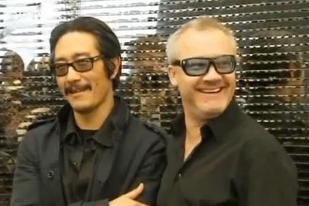 DEUTSCHE WELLE Presents: Damien Hirst and Michael Joo Interview