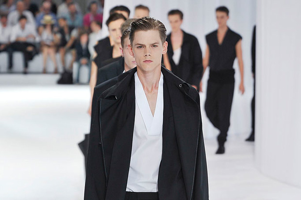 Dior Homme 2011 Spring/Summer Collection
