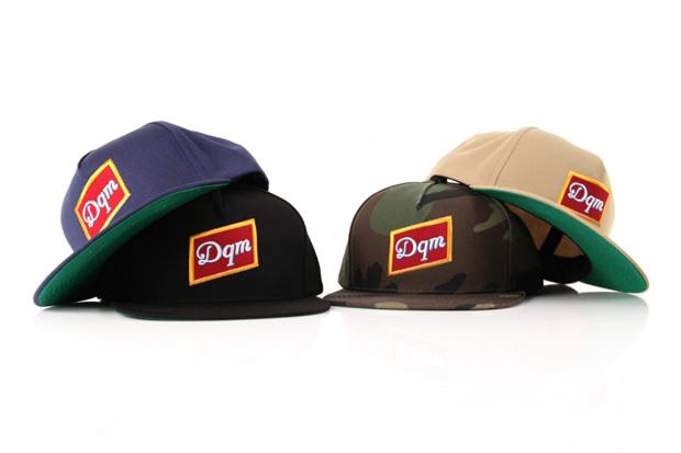 DQM 2010 Summer Caps