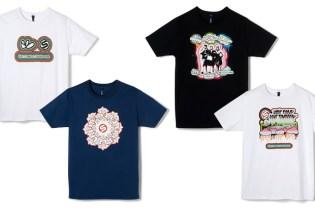 European Bob x Silas T-shirt Collection