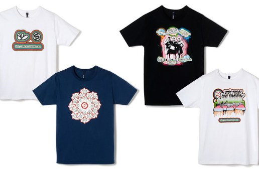 European Bob x Silas T-shirt Collection