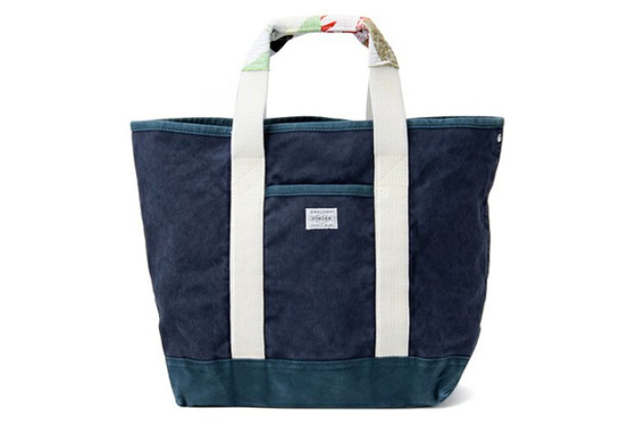 fennica x B Yoshida x Porter Rag Handle Totebag Collection