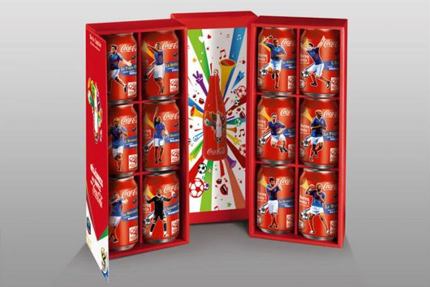 FIFA x Coca-Cola Box Set