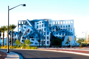 Frank Gehry for Las Vegas Cleveland Clinic