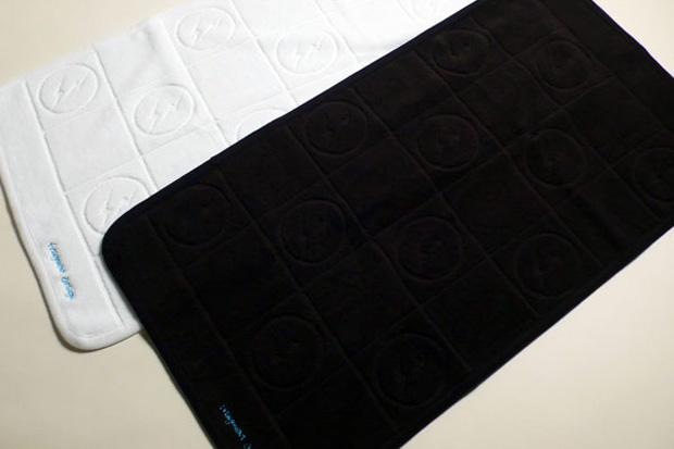Gallery 1950 x fragment design Bath Mats
