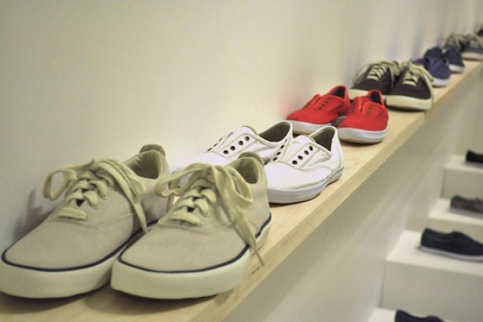 GAP x Keds 2010 Fall/Winter Footwear Preview