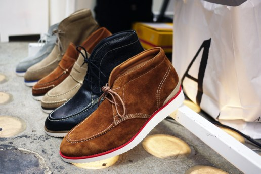 Garbstore 2011 Spring/Summer Footwear Collection Preview