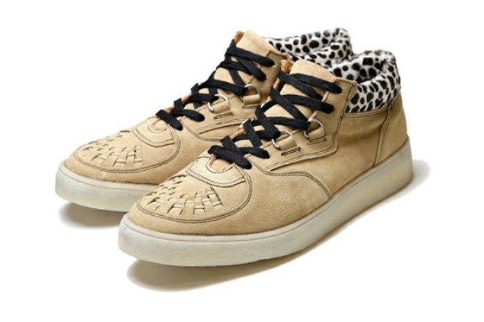BAL x George Cox Sneaker Creeper