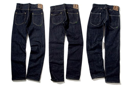 GERUGA 2010 Fall/Winter Collection Denim