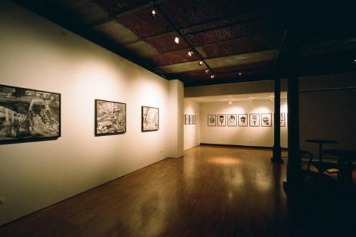 "Giorgio Di Salvo ""Black & White and Red Snakes"" Exhibition"