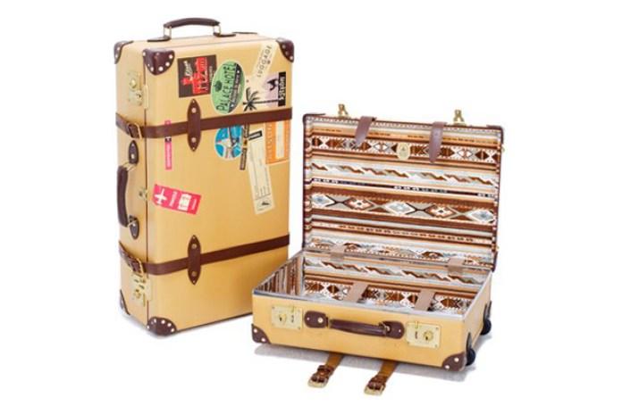 Kitson × Globe-Trotter Travel Case