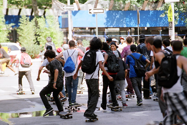 Go Skateboarding Day 2010 - New York City