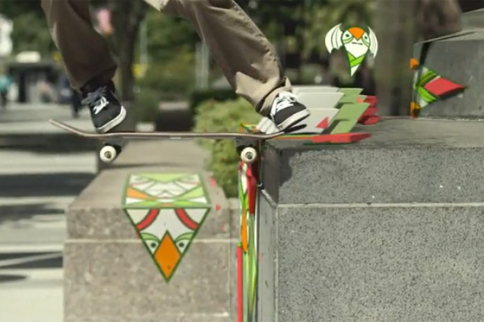 Green Label Art Shop Series Commercial featuring Paul Rodriguez