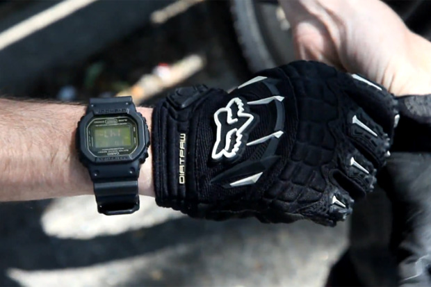 G-SHOCK: Messenger in New York City