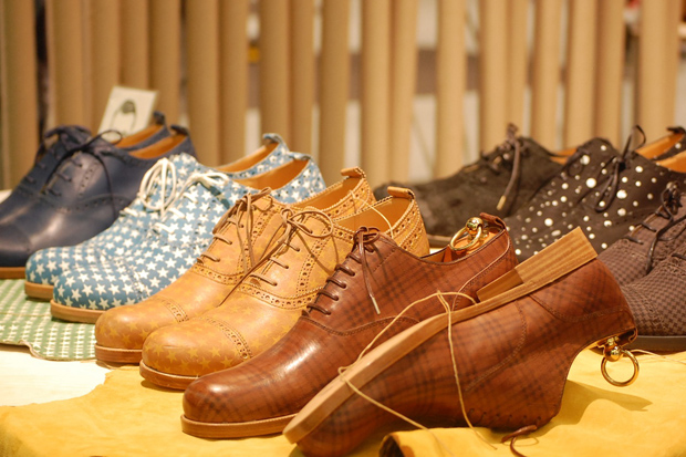 H? Katsukawa from Tokyo Footwear Collection