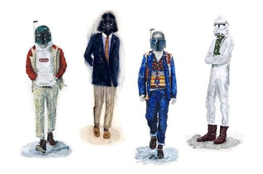 Star Wars: He Wears It by John Woo