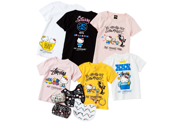 XXX Stussy x Hello Kitty Capsule Collection Part Two