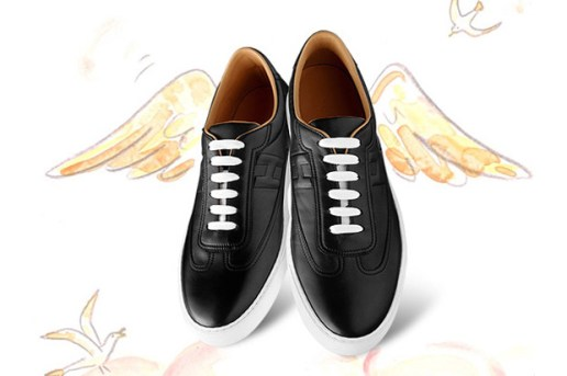 Hermes 2010 Spring/Summer Collection Low Top