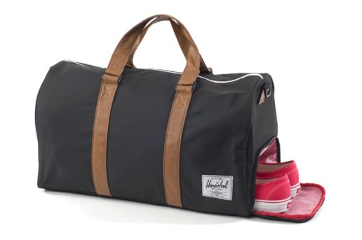 Herschel 2010 Spring/Summer Collection Novel Duffle