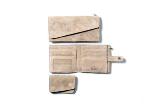 hobo 2010 Spring/Summer Collection Double Face Leather Wallets
