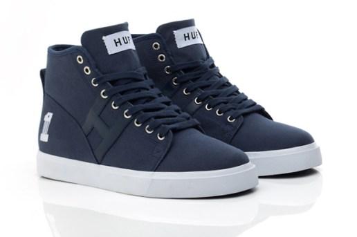 """HUF Hupper """"Numero Uno"""" Sneakers"""