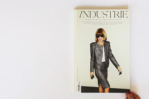 Industrie Magazine Issue 1