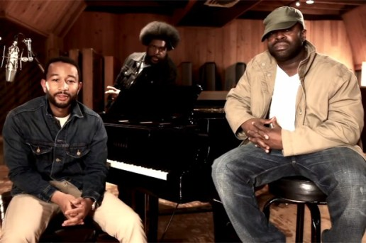 John Legend & The Roots – Our Generation