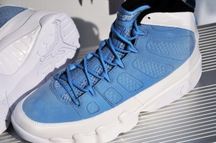 "Air Jordan 9 ""For The Love of The Game"" Preview"