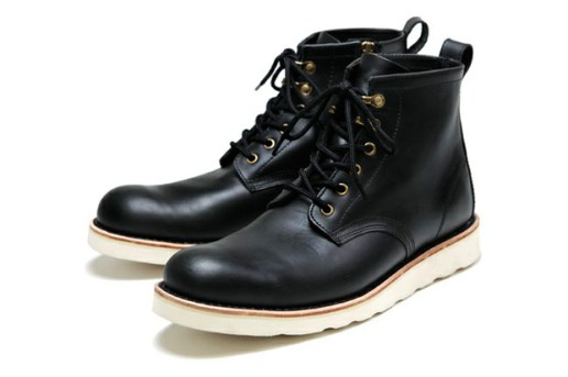 Journal Standard Original Round Toe Zip Boots