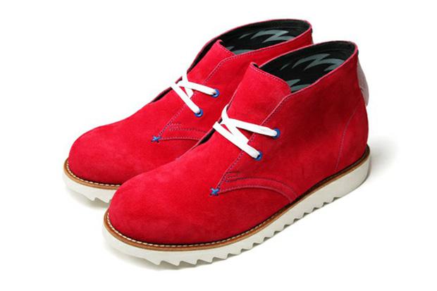 Mad Foot! by Jun Watanabe Boots