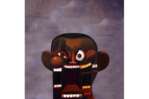 "George Condo for Kanye West ""Power"" Cover Art"