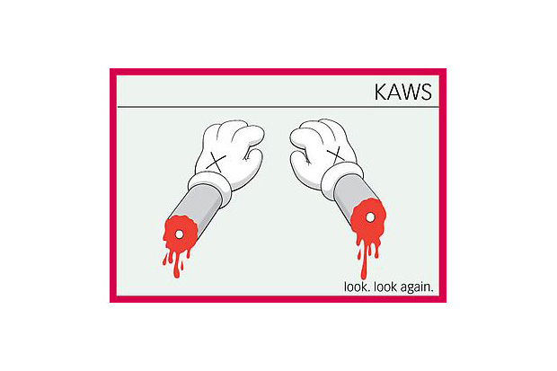 KAWS Exhibition @ Aldrich Contemporary Art Museum