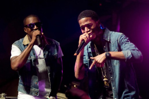 KiD CuDi featuring Kanye West – Erase Me (Radio Rip)