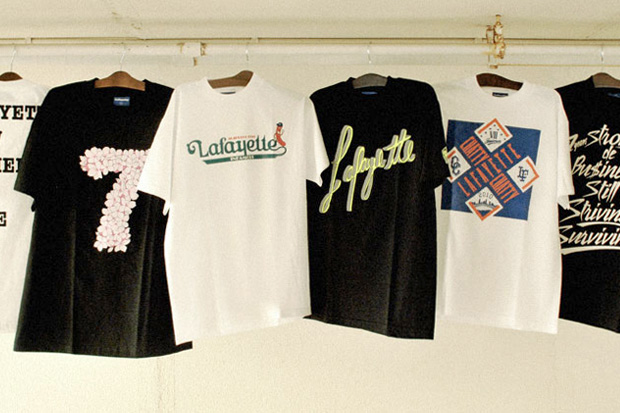 Lafayette 7th Anniversary Collection