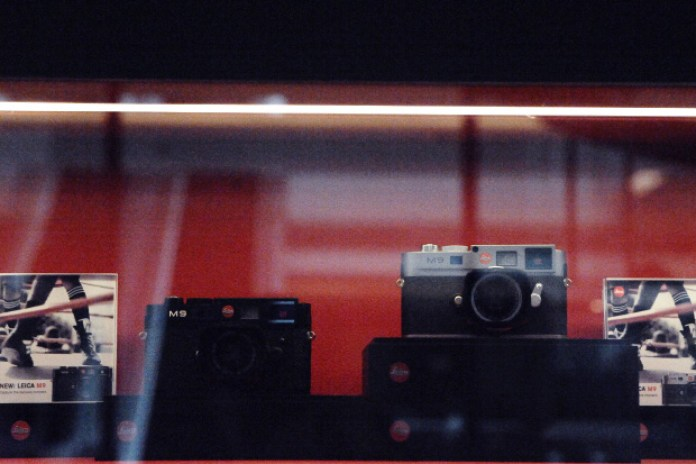 Leica Flagship Store Hong Kong