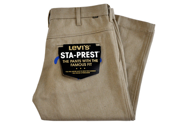 Levi's x atmos Sta-Prest Cropped Pants