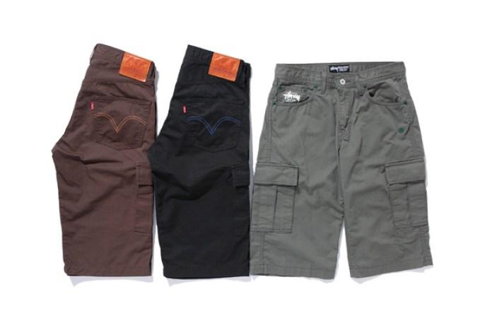 Stussy x Levi's Denim & Shorts