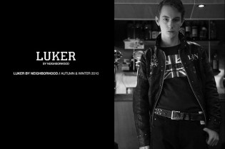 LUKER by neighborhood 2010 Fall/Winter Collection New Releases