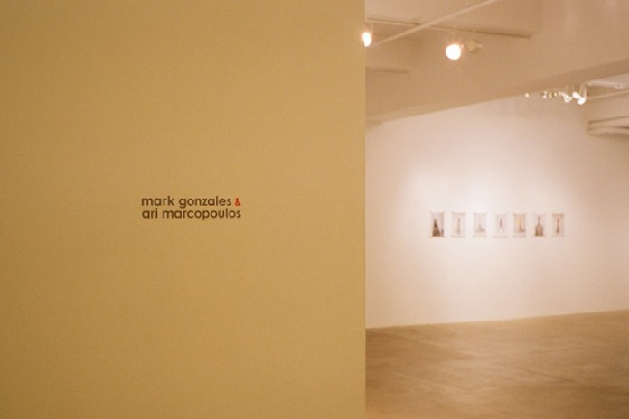 Mark Gonzales & Ari Marcopoulos Exhibition Recap