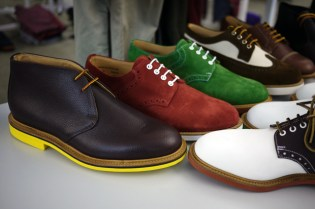 Mark McNairy New Amsterdam 2011 Spring/Summer Collection Preview