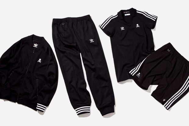 mastermind JAPAN x adidas Originals Apparel Collection