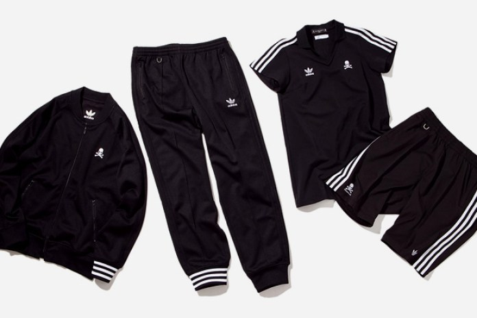 mastermind JAPAN x adidas Originals Apparel Collection