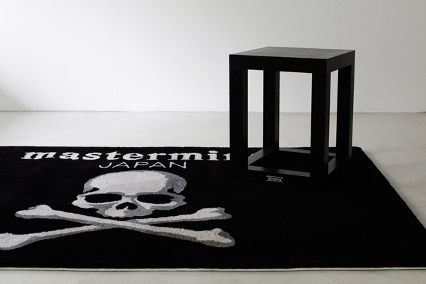 mastermind JAPAN x BUILDING fundamental furniture Collection