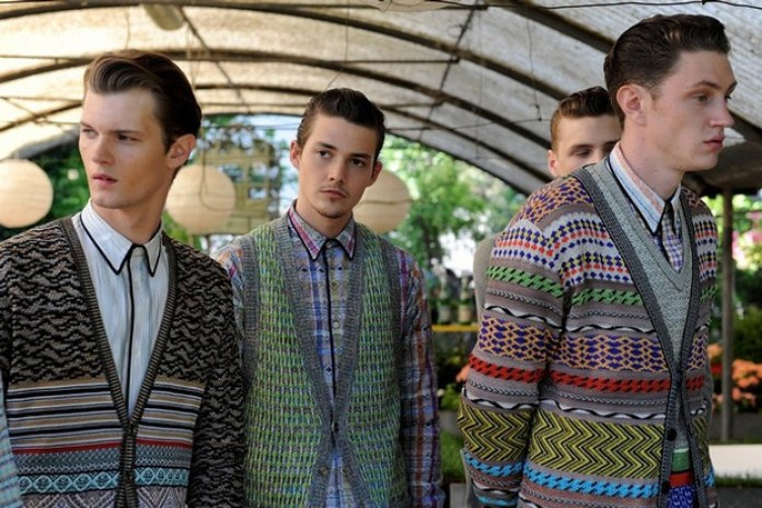 Missoni 2011 Spring/Summer Knits