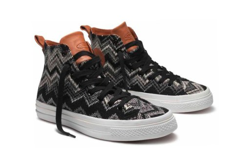 Missoni x Converse Chuck Taylor 2010 Fall/Winter Preview