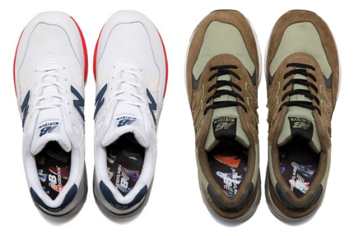 mita sneakers x HECTIC x New Balance MT580 10th Anniversary Pack