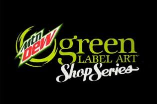 Green Label Art: Paul Rodriguez x Don Pendleton
